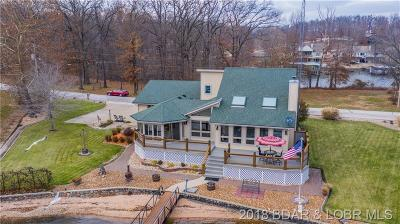 Camdenton Single Family Home Active Under Contract: 4884 Sellers Road