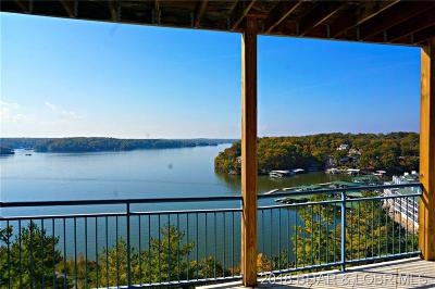 Lake Ozark Condo For Sale: 87 Lakeview Drive #2A