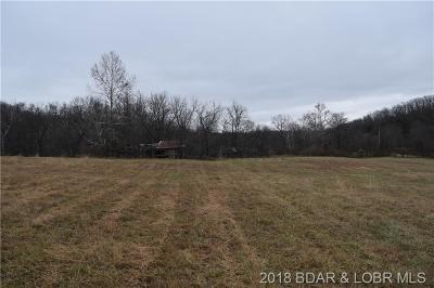 Benton County, Camden County, Cole County, Dallas County, Hickory County, Laclede County, Miller County, Moniteau County, Morgan County, Pulaski County Residential Lots & Land For Sale: Tbd Burkle Pond Road