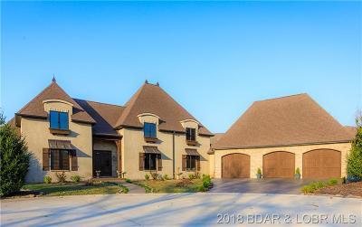Osage Beach MO Single Family Home For Sale: $599,000