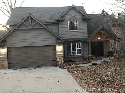 Lake Ozark Single Family Home For Sale: 71 Arrowhead Beach Drive