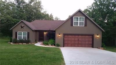 Linn Creek Single Family Home Active Under Contract: 98 Matson Lane