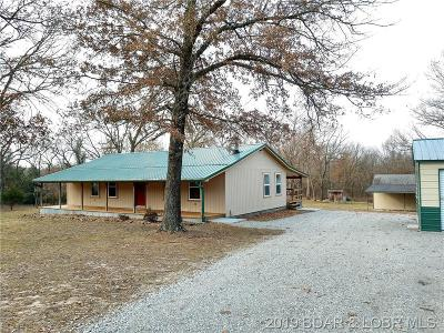 Warsaw Single Family Home For Sale: 19520 Dwyer Road
