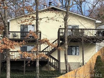 Osage Beach Single Family Home Contingent: 1423 Spring Valley Road