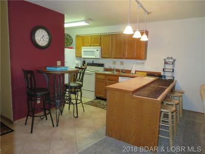 Benton County, Camden County, Cole County, Dallas County, Hickory County, Laclede County, Miller County, Moniteau County, Morgan County, Pulaski County Condo For Sale: 2222 Bittersweet Road #2D
