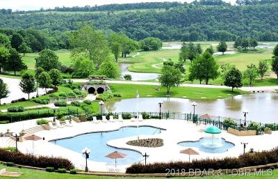 Lake Ozark Condo Active Under Contract: 50 Tom Watson Drive #100-A