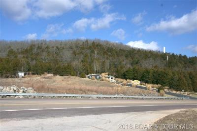 Camdenton Residential Lots & Land For Sale: Tbd Hwy 54w & Lkrd 54-80 Road