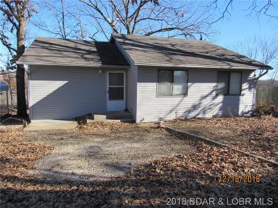 Osage Beach Single Family Home For Sale: 966 Murphy Road
