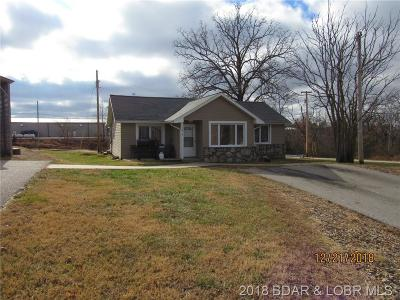 Osage Beach Single Family Home For Sale: 1079 Links Road