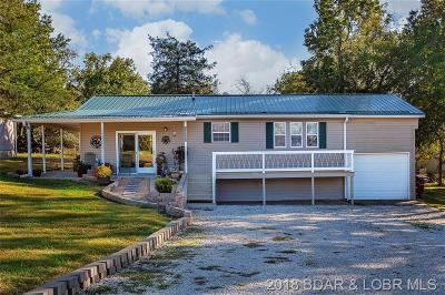 Warsaw Single Family Home For Sale: 18282 Stirrup Drive