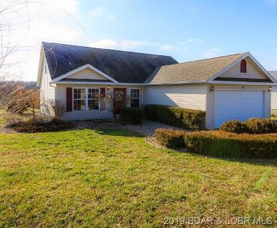 Camdenton Single Family Home For Sale: 36 Trail Ridge Lane