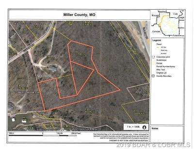 Lake Ozark Residential Lots & Land For Sale: Tbd Lot 1,2 Frudeger Road