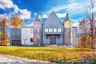 Lake Ozark Single Family Home For Sale: 8 Isleworth