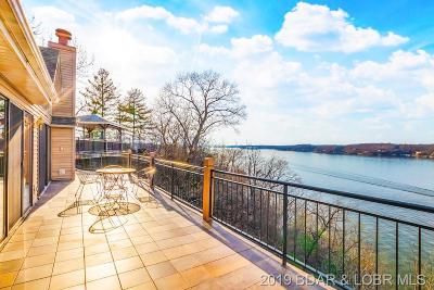 Benton County, Camden County, Cole County, Dallas County, Laclede County, Miller County, Moniteau County, Morgan County, Pulaski County Condo For Sale: 166 Falls Point Drive #2A