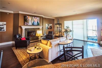 Osage Beach Condo Contingent: 1184 Jeffries Road #510