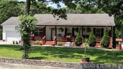 Macks Creek Single Family Home For Sale: 316 Charger Drive