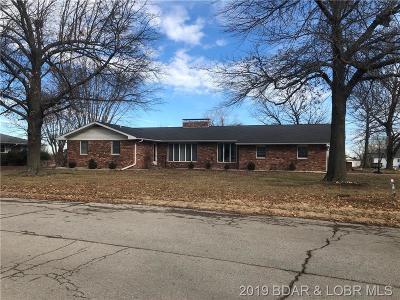 Eldon Single Family Home For Sale: 912 Sunnyview Circle