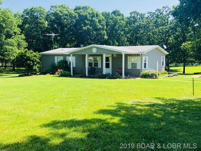 Stover Single Family Home For Sale: 6037 Dixie Road