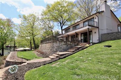 Sunrise Beach Single Family Home For Sale: 192 Oak Ledge Drive