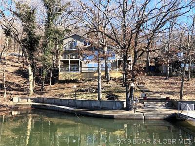 Lake Ozark Single Family Home For Sale: 1694 Linn Creek