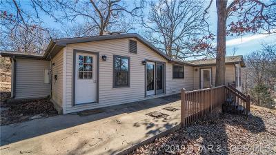 Single Family Home For Sale: 60 Old Shawnee Bend Road