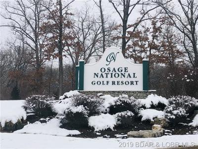 Lake Ozark MO Residential Lots & Land For Sale: $8,000
