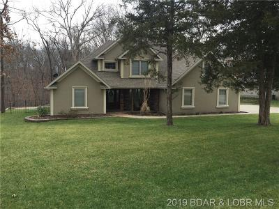Lake Ozark Single Family Home Contingent: 334 Cherry Hill Lane