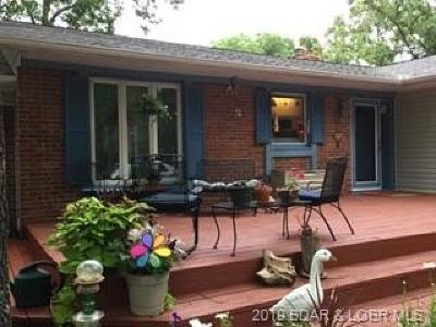 Eldon Single Family Home For Sale: 43 Pin Oak Road