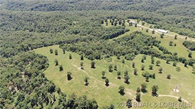 Camden County, Miller County, Morgan County Farm & Ranch For Sale: Tbd Doc Ridgeway Drive