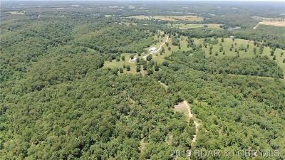 Camden County, Miller County, Morgan County Farm & Ranch For Sale: 398 Foxtrotter Lane