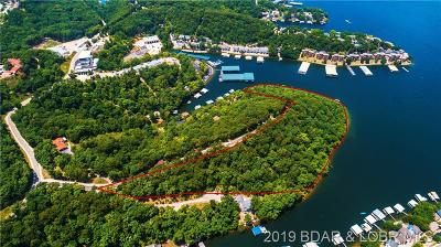 Lake Ozark MO Residential Lots & Land For Sale: $2,999,999