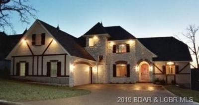 Osage Beach MO Single Family Home For Sale: $629,900