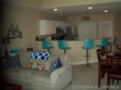 Osage Beach Condo For Sale: 4800 Eagleview Drive #1101