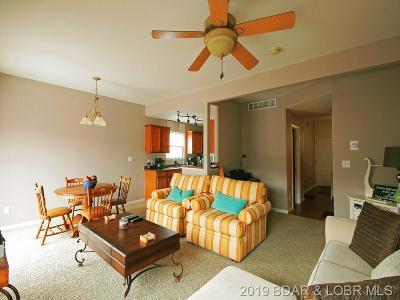 Lake Ozark MO Townhouse/Villas For Sale: $129,900