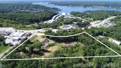 Lake Ozark Residential Lots & Land For Sale: Tbd Bus.54&fishhaven