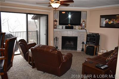 Lake Ozark Condo For Sale: 66 Waters Edge Ct #3A
