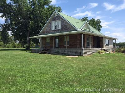 Camden County, Miller County, Morgan County Farm & Ranch For Sale: 58-F Pace Road