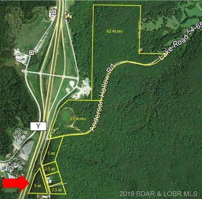 Residential Lots & Land For Sale: Tbd 3 Midway Drive