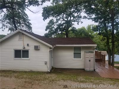 Camden County, Morgan County, Miller County Single Family Home For Sale: 427 Fischer Point Drive