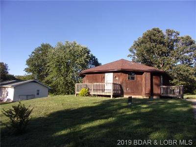 Benton County, Camden County, Cole County, Dallas County, Hickory County, Laclede County, Miller County, Moniteau County, Morgan County, Pulaski County Single Family Home For Sale: 202 Hill Drive