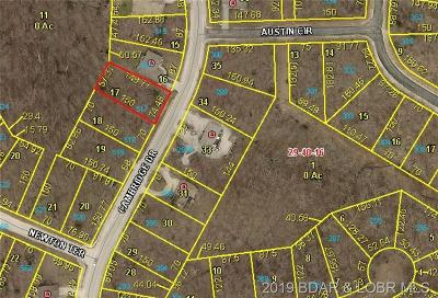 Residential Lots & Land For Sale: Lot 517 Cambridge Drive