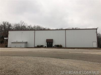 Camdenton Commercial For Sale: 127 Turner Parkway