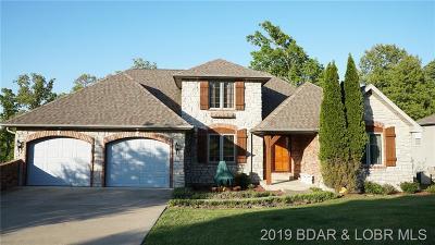 Osage Beach Single Family Home Active Under Contract: 5795 Cobblestone Drive