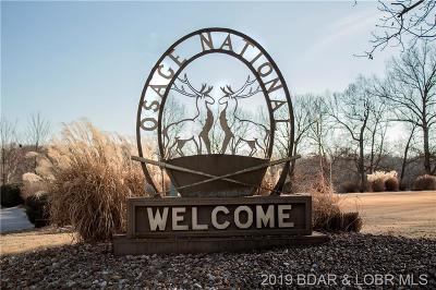Lake Ozark Residential Lots & Land For Sale: Lot 104 Osage River Bridge Road