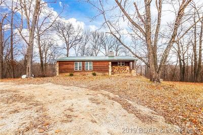 Rocky Mount Single Family Home Active Under Contract: 29099 Hwy Y