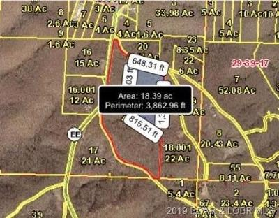 Greenview MO Residential Lots & Land For Sale: $33,900
