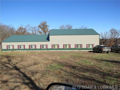 Camden County, Miller County, Morgan County Farm & Ranch For Sale: Tbd Nn Route Nn