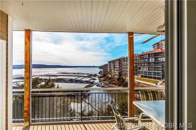Lake Ozark Condo For Sale: 160 Palisades Condo E Drive #1B