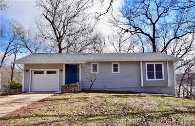 Camdenton Single Family Home For Sale: 60 Hidden Drive