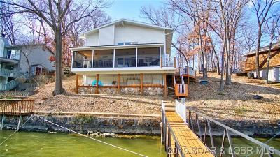 Lake Ozark Single Family Home For Sale: 158 Big Bear Circle